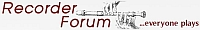 recorder-forum